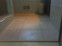 master bath tile makeover