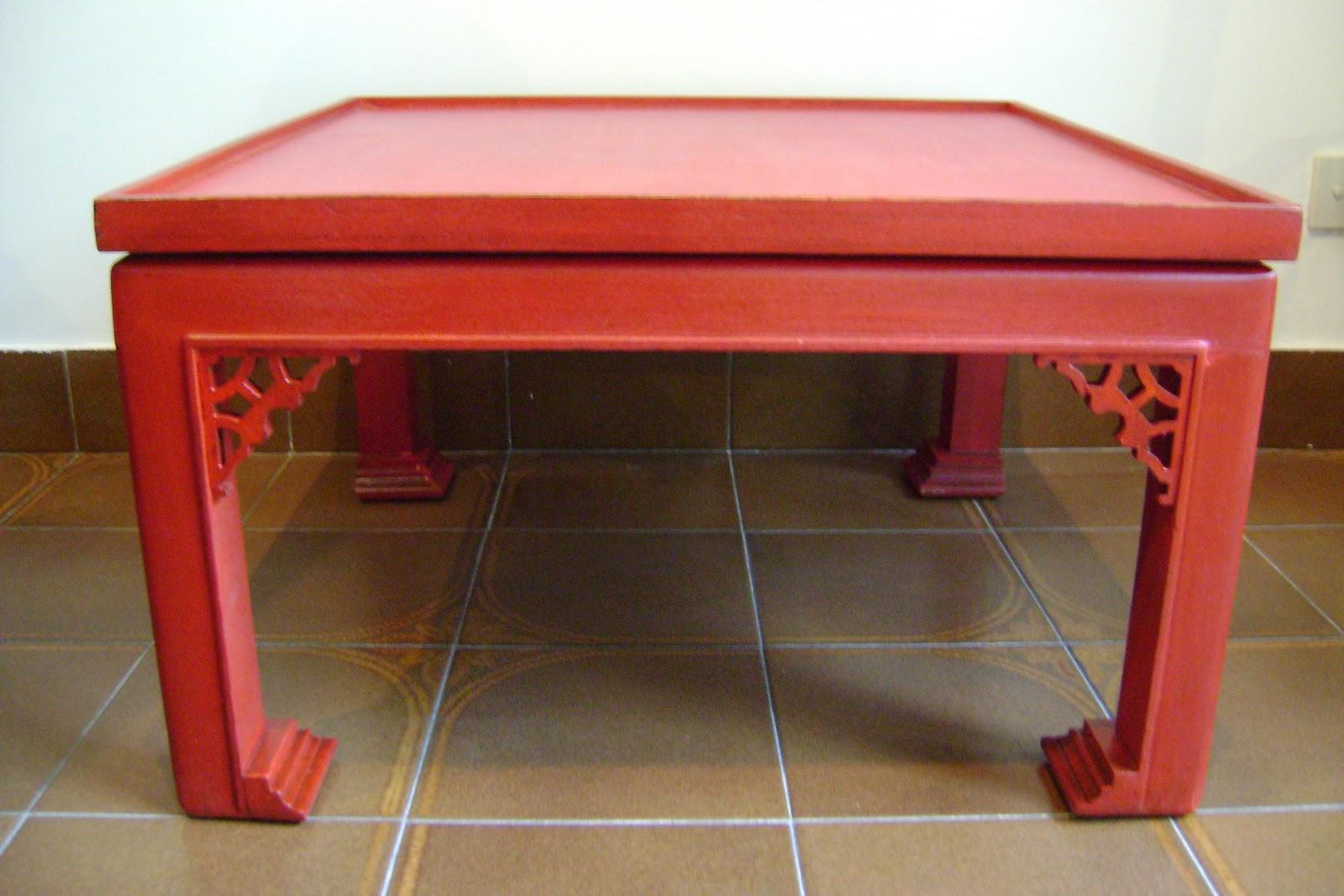 Los maderos mesa antigua japonesa - Mesas japonesas ...