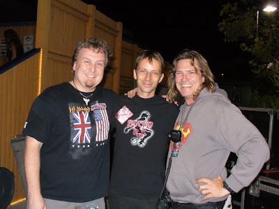 Scott, Hans and Rocko