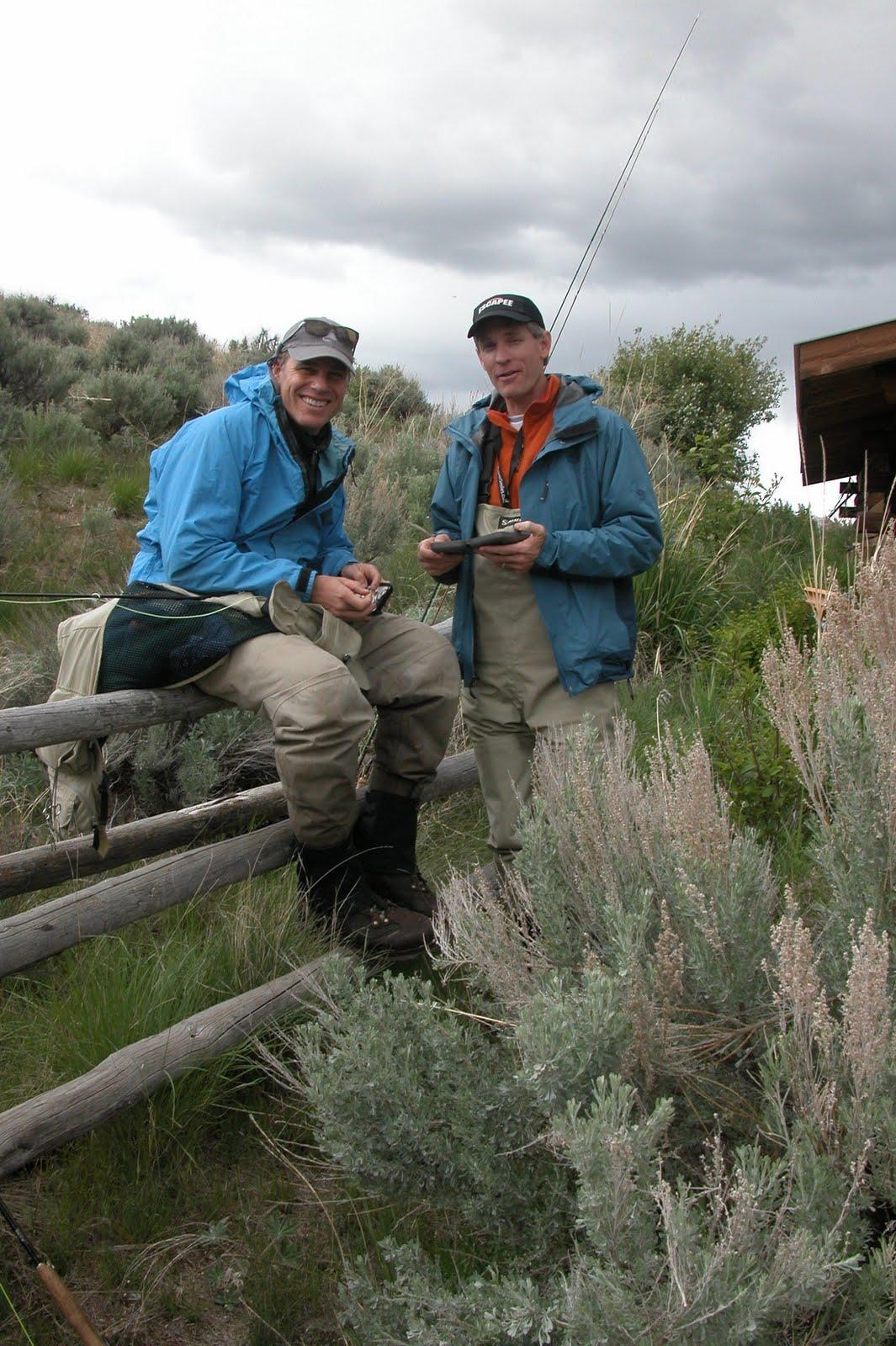Idaho nature notes june 2 2010 silver creek fishing report for Silver creek idaho fishing