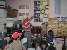 """Contando la historia del Proyecto """"EL Chinital"""""""