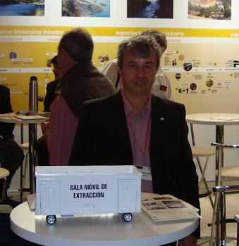 Salas de extracción móviles un desafío para la Argentina