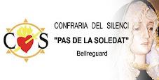 """Confraria del Silenci """"Pas de la Soledat"""" de Bellreguard"""