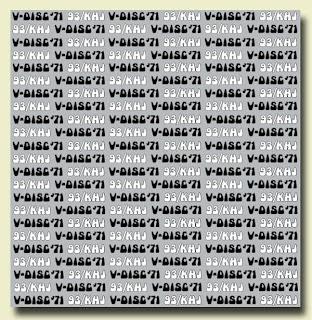 KHJ V-Disc 1971