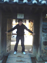 nick @ Namsam Culture Village Korea