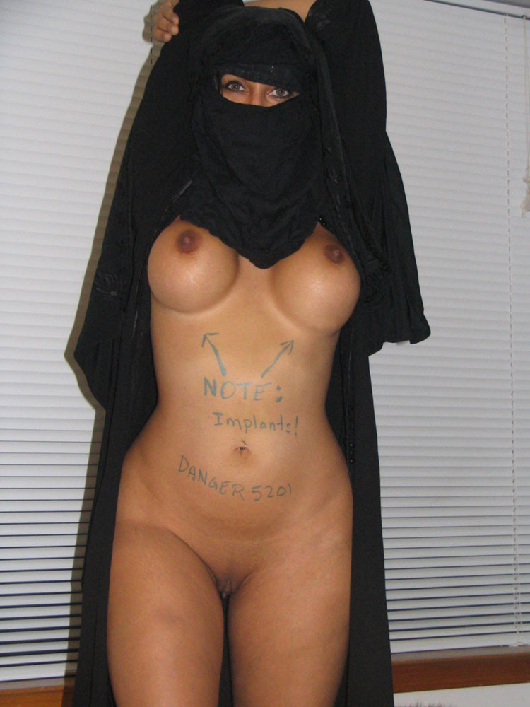 Naked muslim girl picture — 14