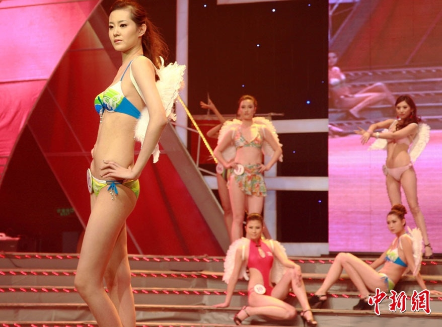 miss nude world contest photos. World Supermodel Contest China Winner Leaked ...