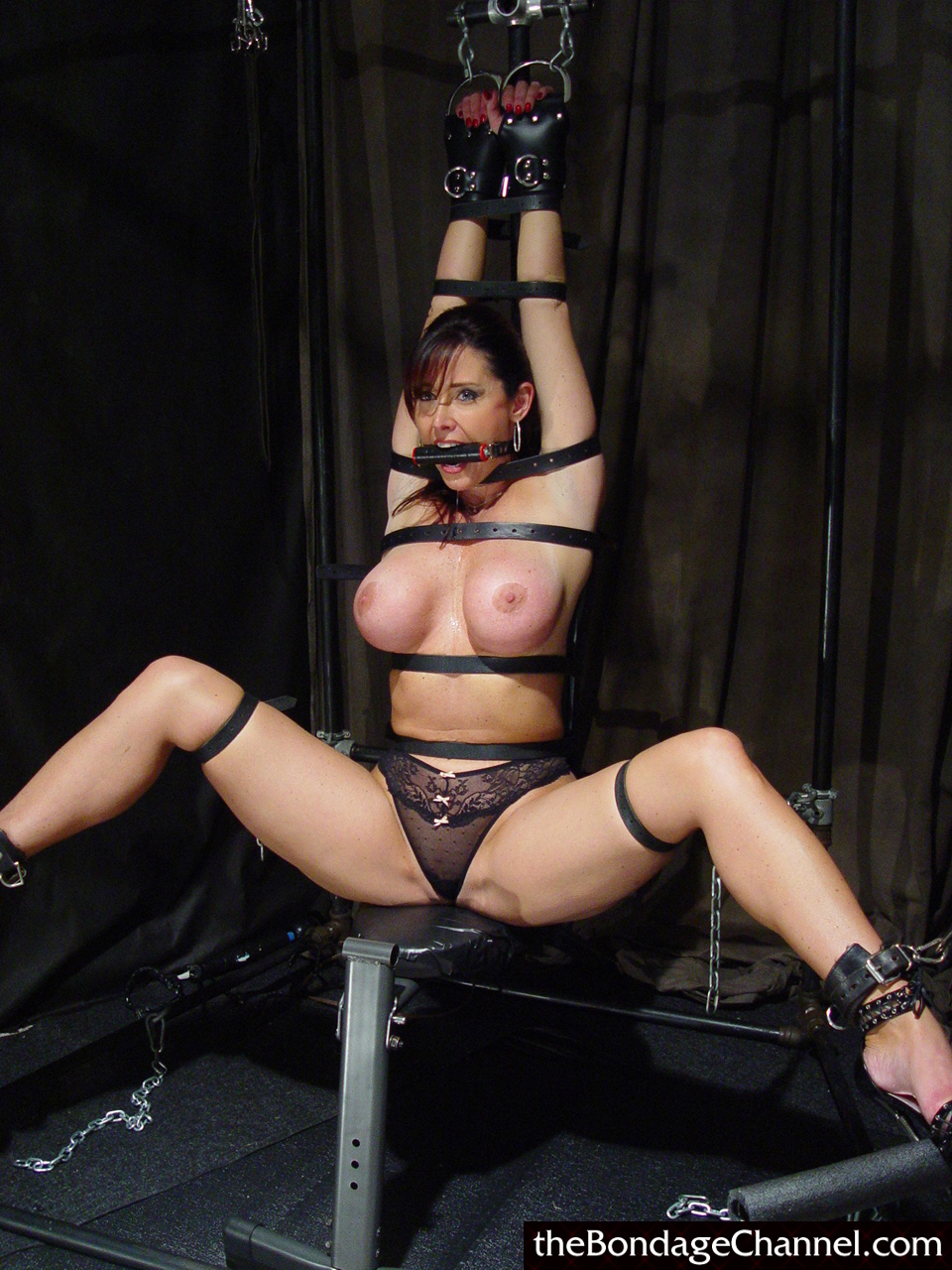 Share your Bdsm christina carter bondage apologise