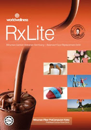 Rx-Lite - Inovasi Supplement Pelangsingan