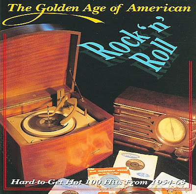 Crazy bop the golden age of american rock n roll