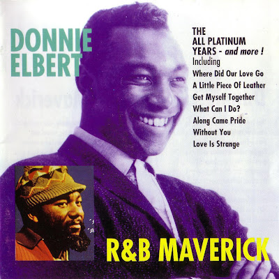 Donnie Elbert - R&B Maverick - All Platinum Years