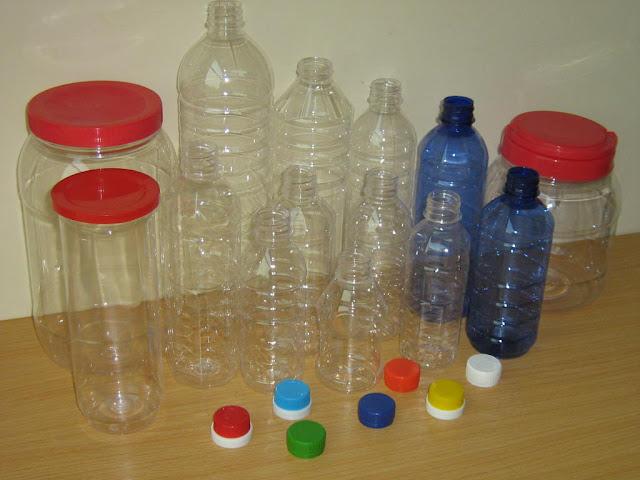 Gambar Botol Plastik