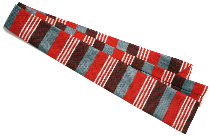 red grey maroon stripe