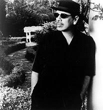El shamman: Carlos Santana