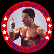 E aprovado tambm por Apollo Creed!
