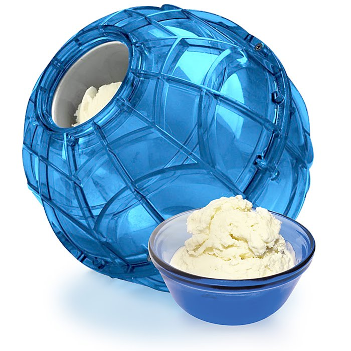 Instructions For Ice Cream Ball Maker Redfoal For
