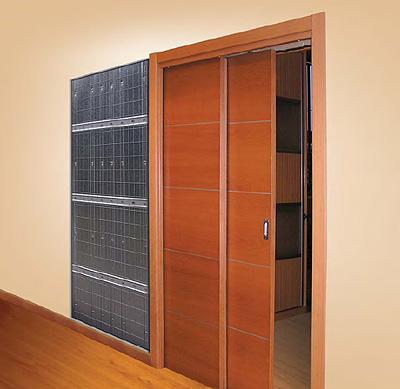 Puertas correderas iii decoracion y manualidades - Correderas para puertas corredizas ...