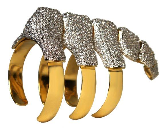 cuff bracelet template. Rib Cage Cuff Bracelet