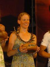 2009 Kona Podium