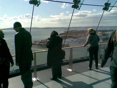 The Spinnaker Tower in