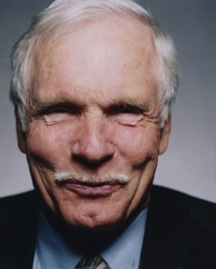 Ted Turner - CNN founder and UN supporter - quoted in the The McAlvany Intelligence Advisor, June '