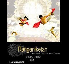 RANGANIKETAN - Cultural Art Manipur Troupe