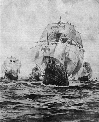 Colonização do Brasil Caravelas