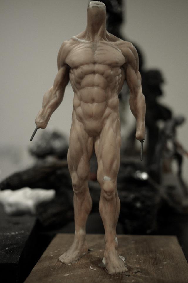 Jarolds Art Blog Anatomy Sculpture