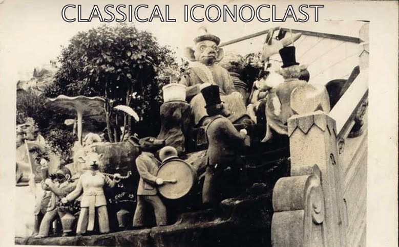 CLASSICAL  ICONOCLAST