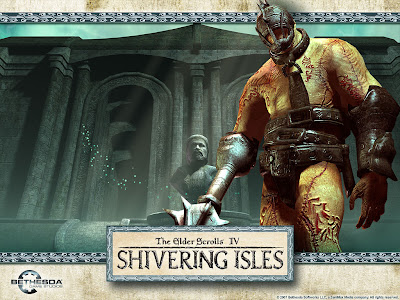 Oblivion Shivering Isles Review
