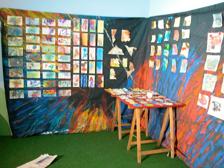 laboratori d'arte infantile