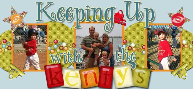 Keeping Up with the Kenty's