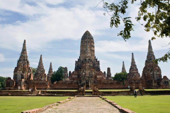 Bangkok en 25 imágenes