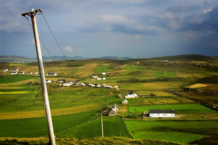 La Irlanda profunda