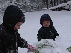 A Rare Snow Day!