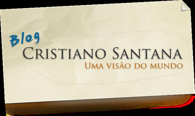 Cristiano Santana - Uma visão do mundo