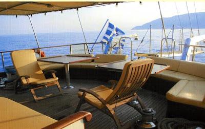 alquiler de goletas en Grecia