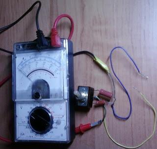 амперметр из вольтметра