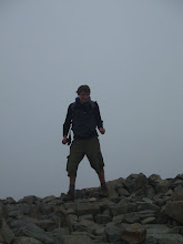 On Top Of Scafell Pike