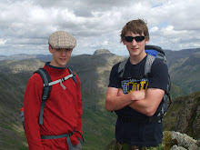 Me And Josh On Top Of Red Pike