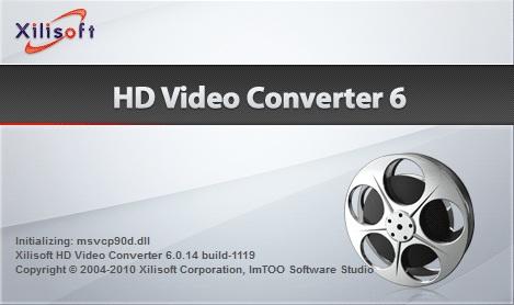 Xilisoft HD Video Converter 6.0.14.1119 + Serial Xilisoft%2BHD%2BVideo%2BConverter%2B6