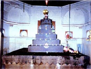 Mouni Maharaj Guru of Raje Shivaji