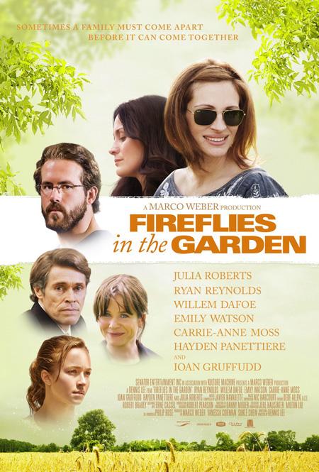 Tea House Cinema Fireflies In The Garden