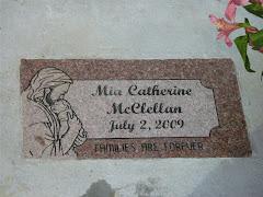 Our Angel Mia Catherine