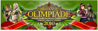 Olimpiade Game Online Megaxus 2010