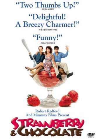 Chocolate Strawberry movie