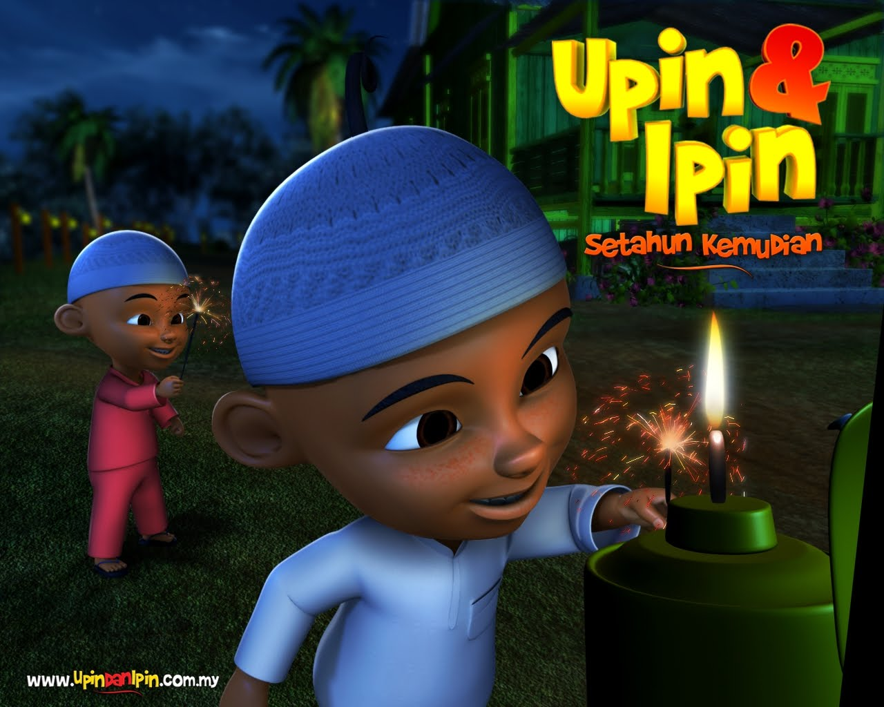 Upin Dan Ipin Wallpaper Picture6 Large
