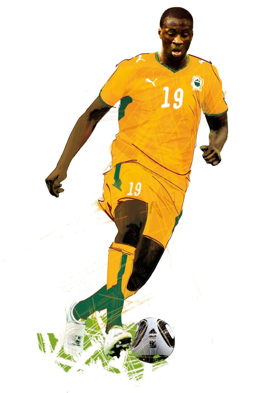 Gerrard Yaya Toure Chant