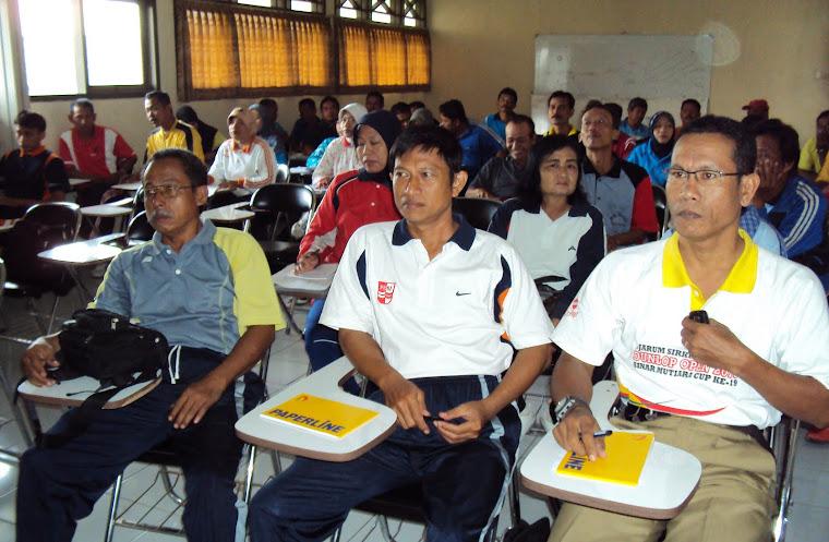 Bintek KKG Penjasorkes 2010