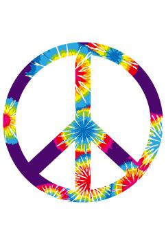 La culture hippie a l 39 opposion de la culture hippie dans la sph re publique - Dessin peace and love ...